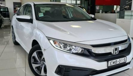 2020 Honda Civic VTi Sedan