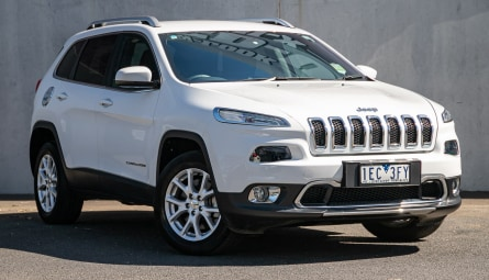 2014 Jeep Cherokee Longitude Wagon