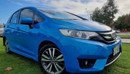 2014  Honda Jazz Vti-s Hatchback