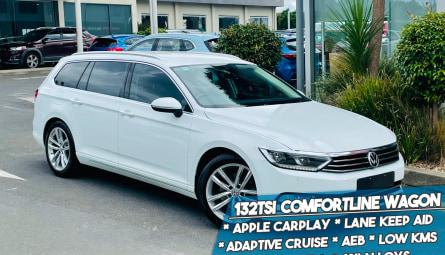 2018  Volkswagen Passat 132tsi Comfortline Wagon