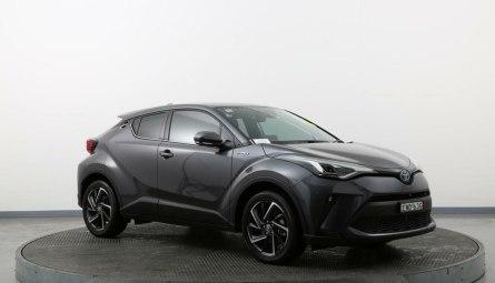 2021  Toyota C-HR Koba Wagon