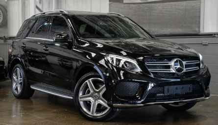 2018  Mercedes-Benz GLE-Class Gle350 D Wagon