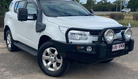 2015  Holden Colorado 7 Ltz Wagon