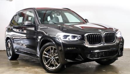 2020  BMW X3 Xdrive30i Wagon