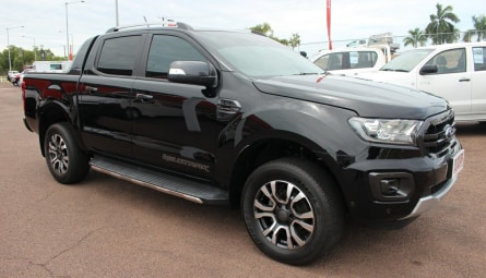 2018  Ford Ranger Wildtrak Pick-up Double Cab