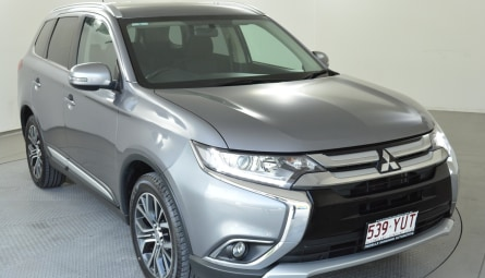 2016 Mitsubishi Outlander LS Wagon