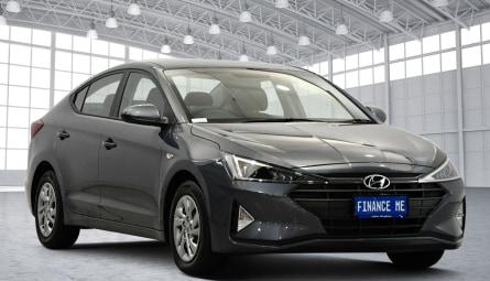 2019  Hyundai Elantra Go Sedan