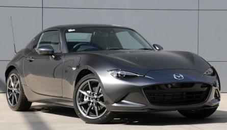 2021  Mazda MX-5 Gt Rf