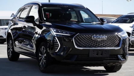 2021  Haval Jolion Lux Wagon