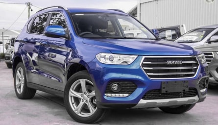2021 Haval H2 Premium Wagon
