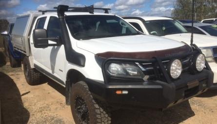 2016 Holden Colorado LS Utility Crew Cab