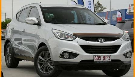2015  Hyundai ix35 Se Wagon