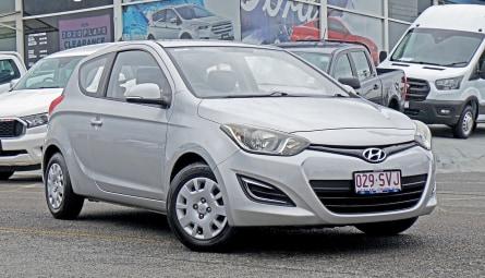 2012 Hyundai i20 Active Hatchback