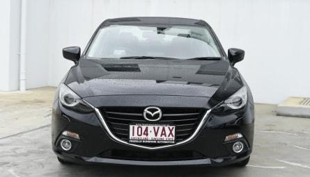 2014 Mazda 3 SP25 GT Sedan
