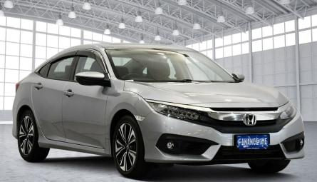 2016 Honda Civic VTi-LX Sedan