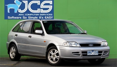 2002 Ford Laser LXi Hatchback