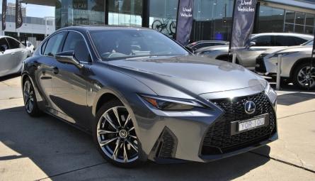 2020  Lexus IS Is350 F Sport Sedan