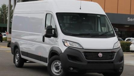 2020 Fiat DucatoVan
