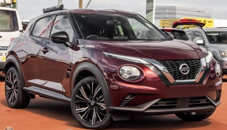 2020  Nissan JUKE Ti Hatchback