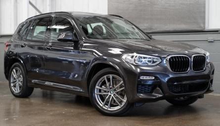 2019 BMW X3 xDrive20d Wagon