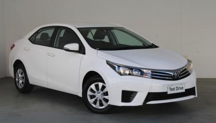 2015 Toyota Corolla Ascent Sedan
