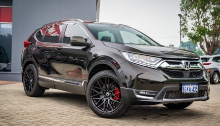 2017 Honda CR-V VTi-LX Wagon