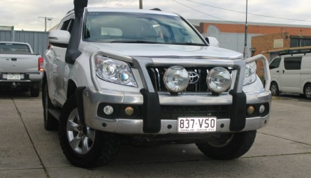 2012  Toyota Landcruiser Prado Gxl Wagon