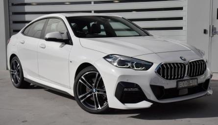 2021  BMW 2 Series 218i M Sport Gran Coupe