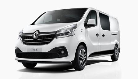 2020 Renault Trafic Crew Lifestyle 125kW Van