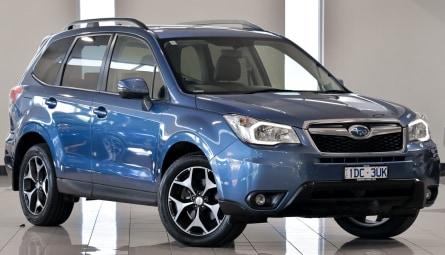 2015  Subaru Forester 2.0d-s Wagon
