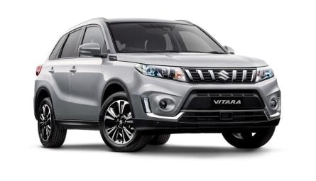 2020 Suzuki Vitara Turbo Wagon