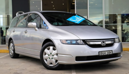 2008 Honda OdysseyWagon