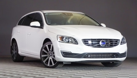2016 Volvo V60 D4 Luxury Wagon