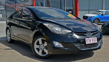 2013 Hyundai Elantra Elite Sedan