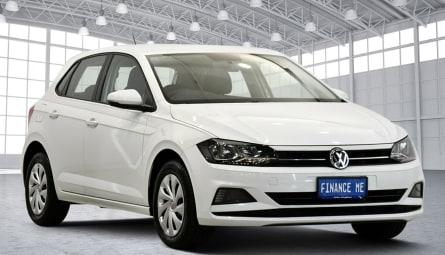 2018 Volkswagen Polo 70TSI Trendline Hatchback
