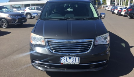 2013 Chrysler Grand Voyager Limited Wagon