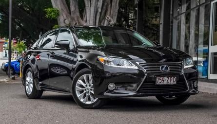 2014  Lexus ES Es300h Luxury Sedan