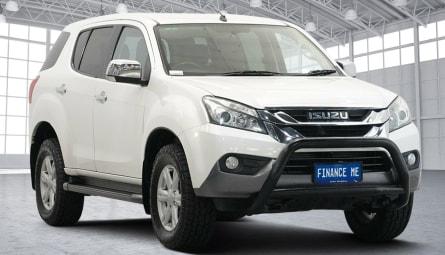 2014  Isuzu MU-X Ls-u Wagon