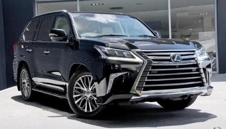 2021  Lexus LX Lx570 Wagon