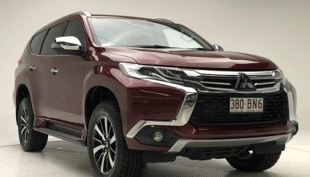 2018  Mitsubishi Pajero Sport Gls Wagon