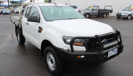 2017 Ford Ranger XL Hi-Rider Cab Chassis Super Cab