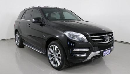 2012  Mercedes-Benz ML350 CDI BlueTEC Ml350 Bluetec Wagon