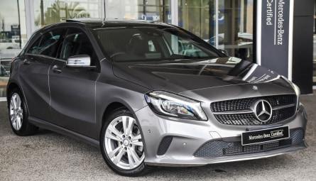 2017 Mercedes-Benz A-Class A180 Hatchback
