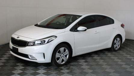 2016 Kia Cerato Si Limited Sedan