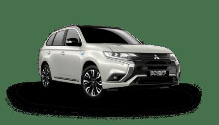 2020 Mitsubishi Outlander PHEV GSR Wagon