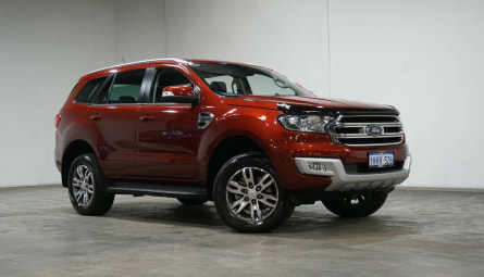 2017  Ford Everest Trend Wagon