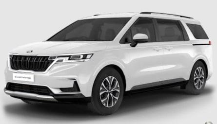 2020 Kia Carnival Si Wagon