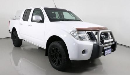 2014  Nissan Navara Titanium Utility Dual Cab