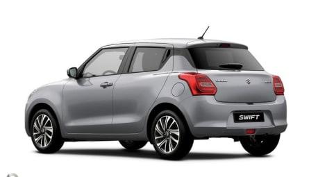 2021 Suzuki Swift GLX Turbo Hatchback