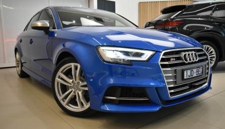 2017 Audi S3Sedan